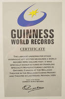 Fun Fact: Handling Specialty is in the Guinness Book of World Records!