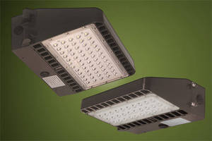 Low-Profile LED Wall Packs are listed as DLC approved.