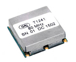 Temperature Compensated Oscillator  offers low g-sensitivity.