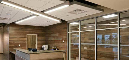 ROCKFON's Own Ceiling Systems Enhance its New Offices in Ontario, Canada
