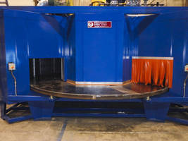 Wisconsin Oven Ships a Carousel Conveyor Oven to Leading Automotive Supplier