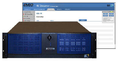 HD-SDI to IP Encoder includes matching decoder.