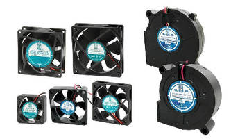 DC Fans and Blowers help customers facing EOL events.
