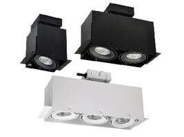 Lighting Fixtures offer smooth flange-less appearance.