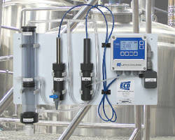 Peracetic Acid Analyzer helps maintain disinfection.