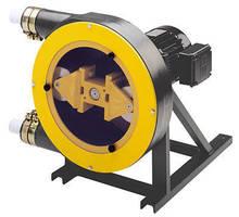 Peristaltic Pump handles difficult fluids.