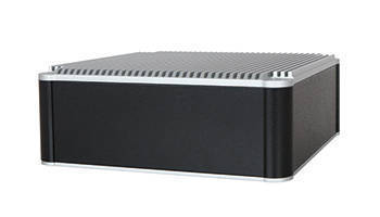 Intelligent Embedded Computer has rugged, fanless design.
