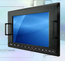 Rackmount 17 in. LCD Monitor is built to military standards.