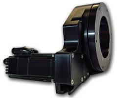 Integrated Actuators offer precise motion, minimal maintenance.