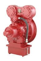 High-Horsepower PTO meets needs of heavy-duty applications.