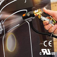Anti-Static Air Gun carries CE, UL, RoHS certifications.
