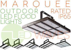 LED Floodlights meet indoor/outdoor lighting application needs.