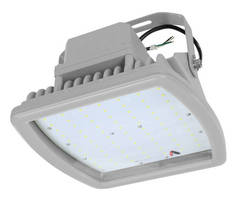 Low-Profile LED Light Fixture is approved for hazardous locations.