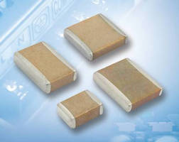 High-Voltage SMD MLCCs serve industrial, telecom applications.