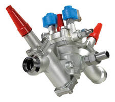 Retrofit Multifunction Control Valves reduce energy/service needs.
