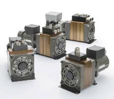 Rotary Vacuum Pumps offer maintenance-free operation.