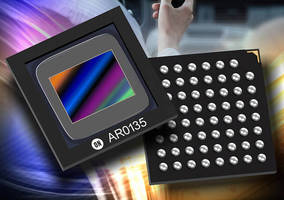 CMOS Image Sensor (1.2 MP) incorporates global shutter technology.