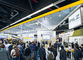 Pilz at the Hannover Messe - Automation Your Way