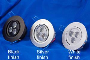 Recessed LED Multi-Light Kits use single driver.