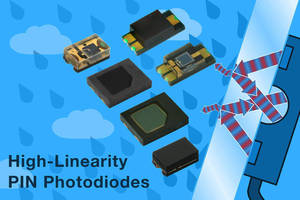 Automotive Grade PIN Photodiodes suit small signal detection.