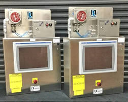 Control Panels are available with purge system.