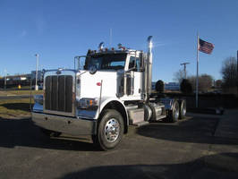 Global Upgrades Tractor to Brand New Peterbilt Model 389 Super Duty Work Horse!