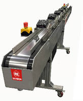 Cooling Conveyor handles hydroscopic materials.