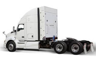 CNG Fuel System weighs just 2,150 lb.