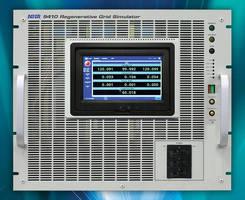 Regenerative Grid Simulator comes in 15