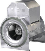 Mixed Flow Inline Fans come in 11 sizes from 9-33.