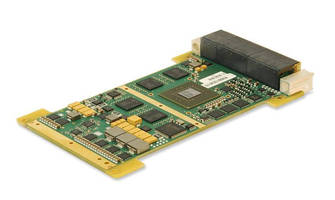 Graphics Card offers flexibility in SWaP-constrained applications.