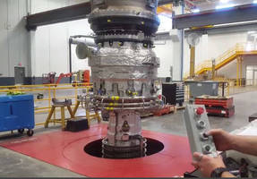 Benefits of a Below-Ground Level Lift for Turbine Assembly