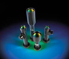 Telecentric Lenses suit volume inspection applications.