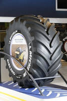 Agricultural Tire suits large combines and grain carts.