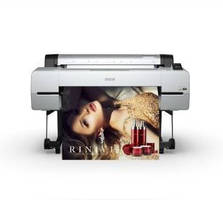 High-Production Wide-Format Printer targets display graphics market.