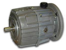 Small Motor Clutch/Brake provides precise repeatability, control.