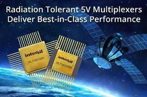 Radiation Tolerant Multiplexers target space flight systems.