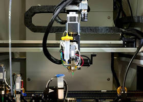 Tool Changer efficiently affords coating flexibility.