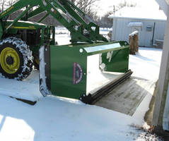 Bolt-On Kits endow snow pushers with pull back capability.