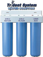 Tap Water Filters reduce contaminants in four areas.