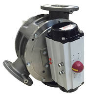 Diverter Valve offers adjustable alignment stops in housing.