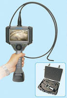 Remote Inspection Videoscopes offer precision steering for QC.