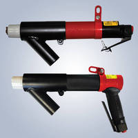 Low-Vibration Needle Scalers carry ATEX certification.