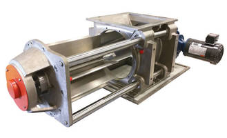 Square Inlet/Outlet Airlock is designed for sanitary processes.