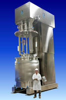 Multi-Shaft Mixers for Sanitary and High-Purity Applications