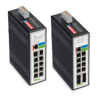 Industrial Managed Switches Drive Network Optimization