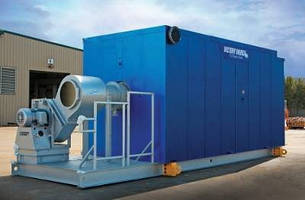 High Temperature Fluid Generator serves multiple industries.