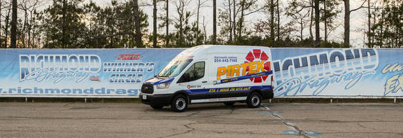 PIRTEK West End a Sponsor of Richmond Dragway