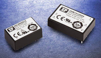 Medical DC/DC Converters offer 2 x MOPP, patient leakage to 2 µA.