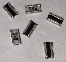 Current Sense Chip Resistor combines 1.5 W rating, 0612 size.
